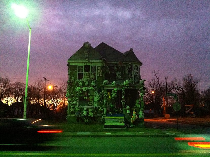 THE HEIDELBERG PROJECT - DETROIT, MICHIGAN